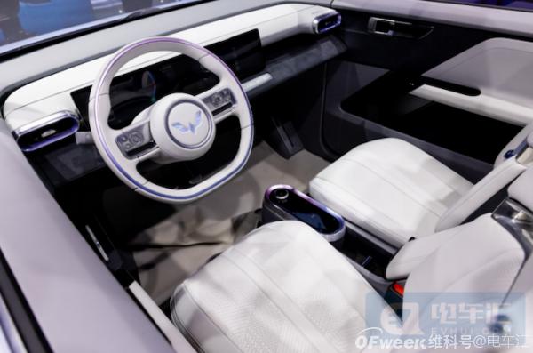 宏光MINIEV敞篷版上海车展发布,2022年量产上市