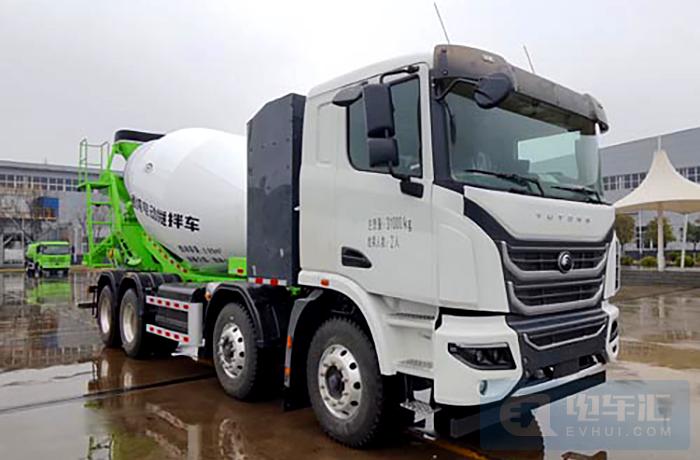 郑州新增混凝土运输车需全部为纯电动,这些企业已有产品布局