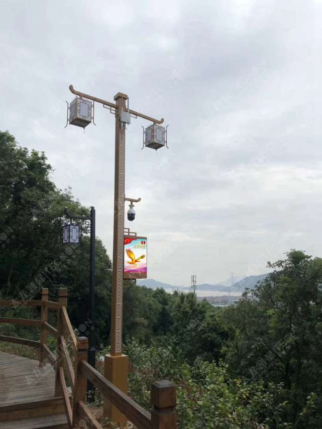 """PG电子麻将胡了-网页版-LED灯杆屏""""以智赋能""""现代化城市的发展"""