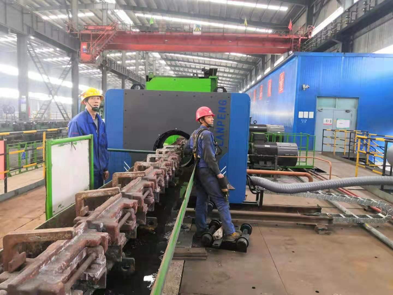 论环境因素对棒材测径仪检测热轧棒材的影响