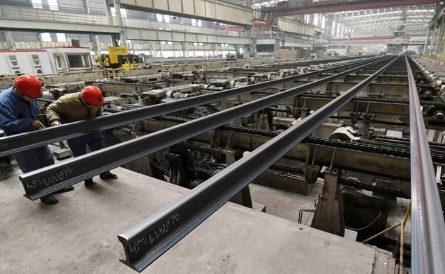 中国的用钢强度如此之高 测量仪器提升轧制品质与效率