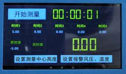 五重报警提示 智能测量仪随时掌握轧材品质