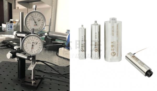 压电陶瓷致动器的直线运动应用