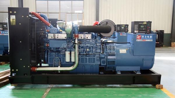 柴油发电机组启动机使用时的注意事项