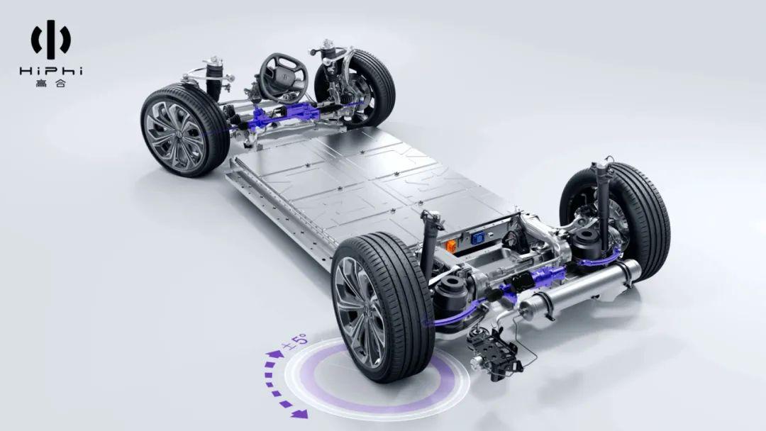 高合hiphi X或许是中国最贵 最豪华的电动车 Ofweek新能源汽车网