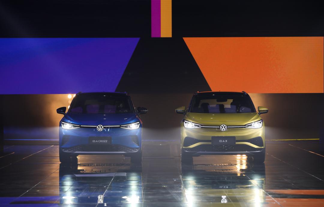 为什么高尔夫、帕萨特不能是一台电动智能汽车?