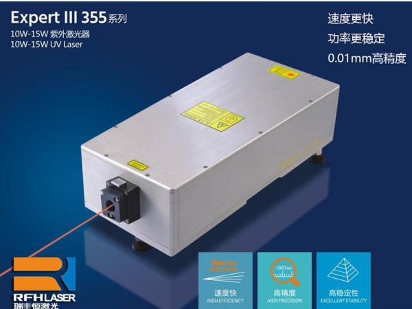 15W紫外激光器标刻PCB线路板二维码,高清,无毛刺
