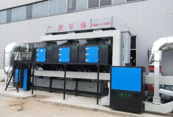 工業廢氣處理設備使用中應注意哪些?