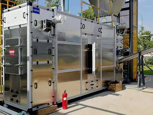 污泥干化设备如何安装?广源环保为您解答!