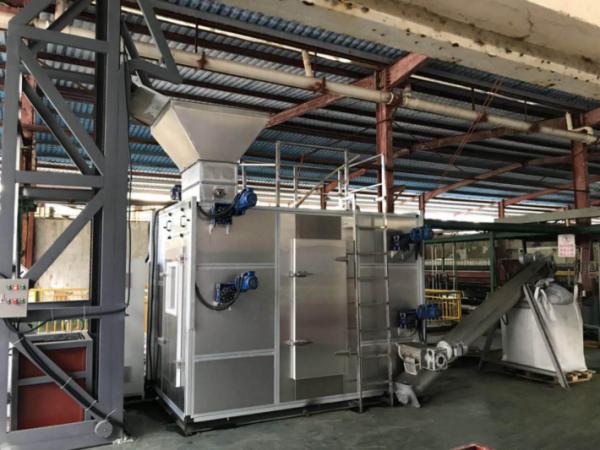 污泥低温干化机和板框压滤/叠螺机有哪些区别?