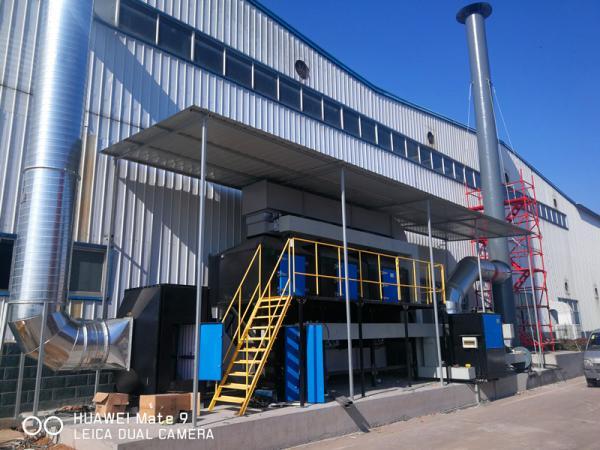 廢氣收集系統的質量影響廢氣處理的效果