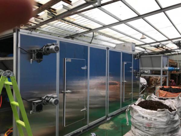 电镀低温污泥干化设备是如何省电的?