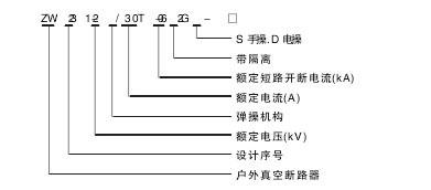 10KV高压断路器价格表-完整版