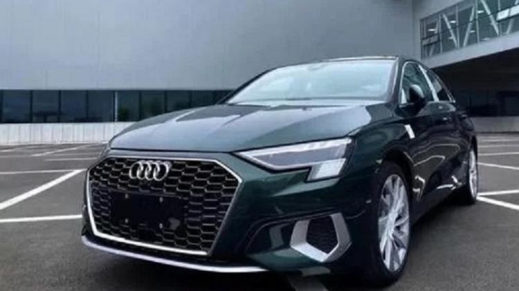 全新奥迪A3L部分车型售价曝光 售22.98万元