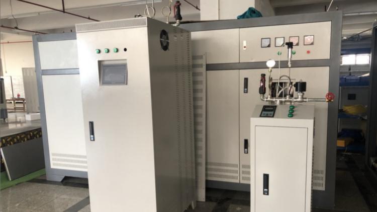 电磁蒸汽发生器测试改进现场分析
