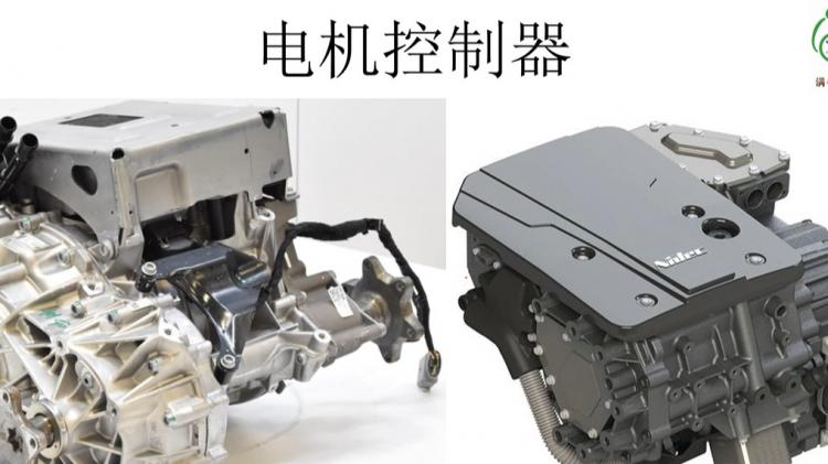 新能源汽车电机控制器原来是这么回事!逆变器!