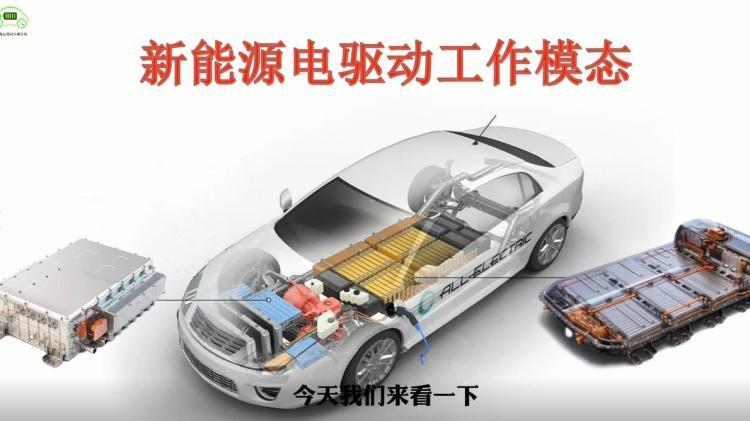 新能源汽车制动能量回收发电模式、电动模式,到底有什么区别