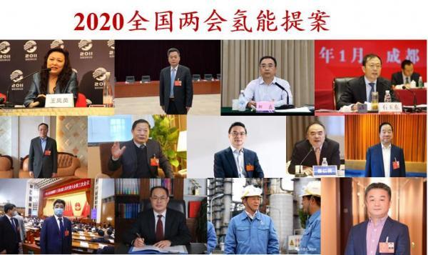 关于氢能与燃料电池,两会上13位代表们都提了哪些建议?