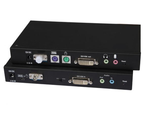 什么是VGA光纤收发器?
