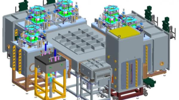 新锐丨国产OLED蒸镀机完成调试,国内面板行业将迎来拐点