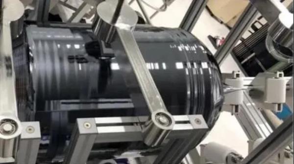 新材料情报NMT | 新锐丨实现国产替代!新美光研制出450mm半导体级单晶硅棒