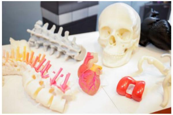 新材料情报NMT   医用生物材料与3D打印的新碰撞