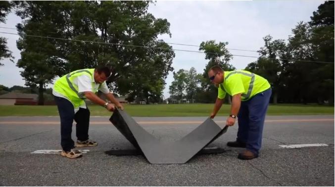新材料情报NMT     修公路用创可贴 这些材料原来是关键