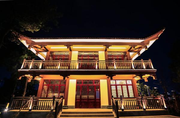 古建筑三种照明设计手法,赋予了古建筑新的生命力