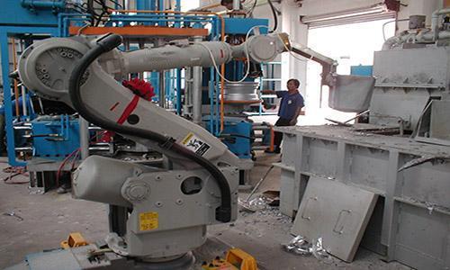 哈工共哲机器人开启铸造行业发展应用新模式