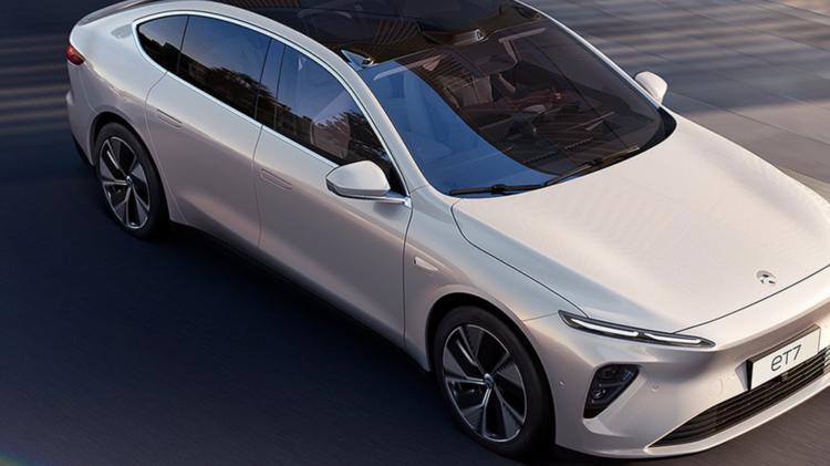 最高续航超1000KM,对标特斯拉Model S,蔚来ET7