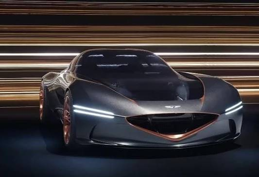 蝴蝶门设计,面部识别,3秒破百,这样的现代车你给它打几分?