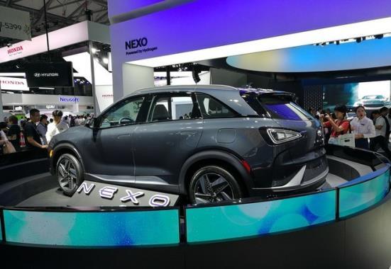 氢燃料电池大放异彩,韩系这款车点亮氢能未来生活,值得你期待!