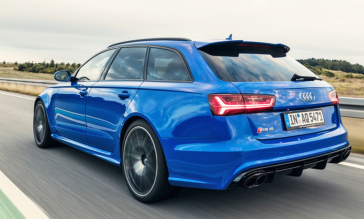 重登王者之路!最全Audi产品线:A6 Q8 TT RS5 SQ2等将上市(上)