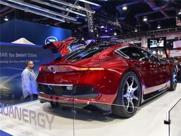 石墨烯电池,续航640公里30分钟充满,这家车企能否叫板特斯拉?