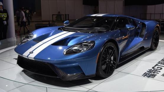 售价超700万,这家美系平民品牌车型竟让法拉利保时捷也黯然失色