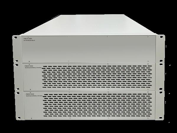 JV-6102电池模拟仿真系统搭建多串电池组环境