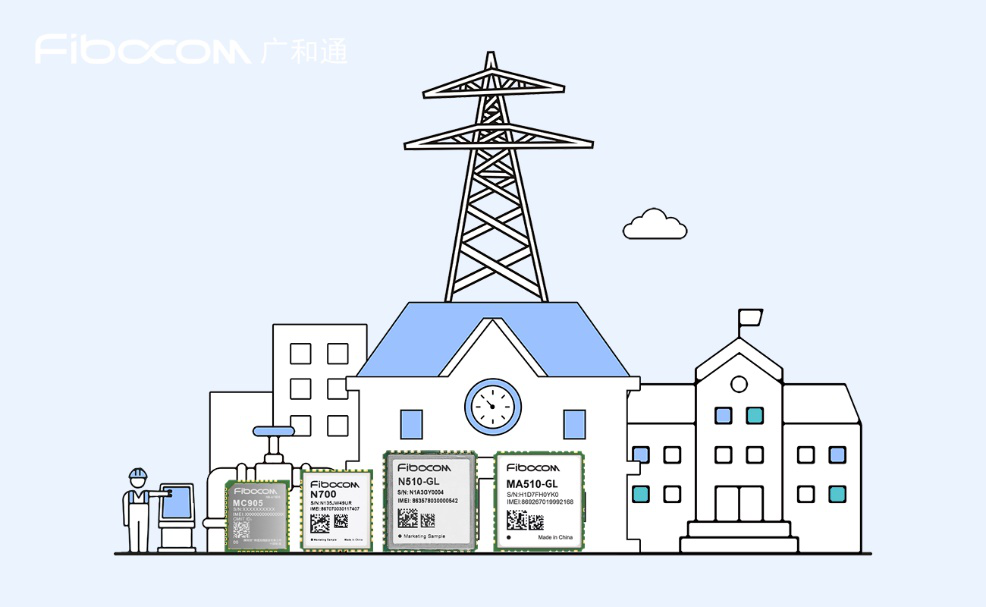 5G成功商用在终端,终端普及在模组
