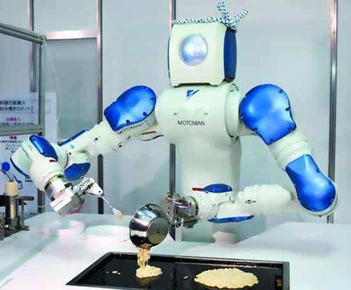 将食品安全放在首位:机器人可以领导食品生产线中