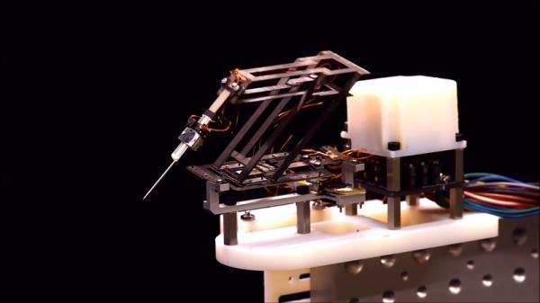 折纸风格的微型机器人可以开启外科手术机器人的新时代
