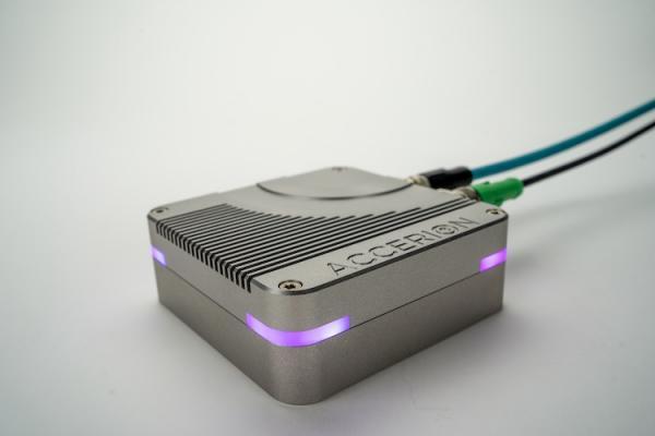 """Accerion推出针对移动机器人的""""世界首个无基础设施,亚毫米级精度""""定位传感器"""