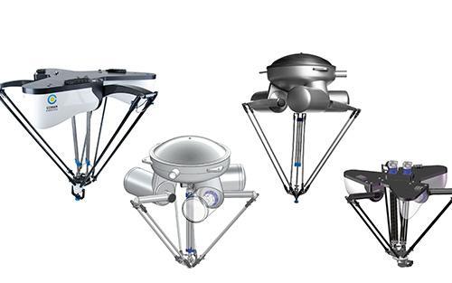 ABB通过收购Codian增强了高速工业机器人的产品组合