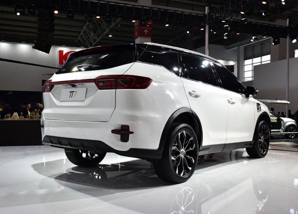 全新国产车以圆周率命名,又主打新能源,开启全民造车时代