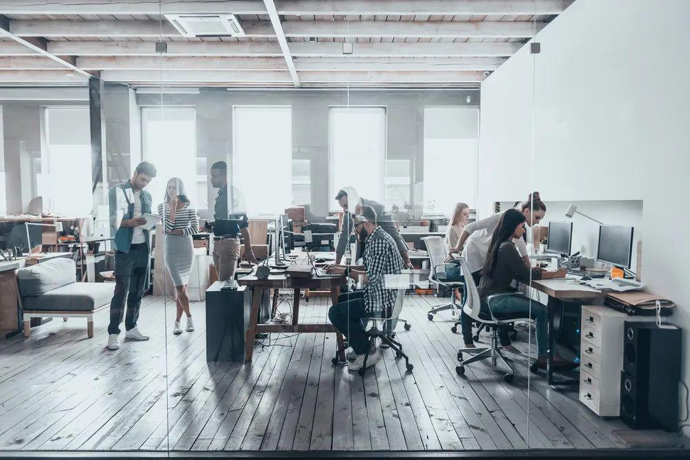 创新、碰撞与效率的天堂,从协同办公工具说起