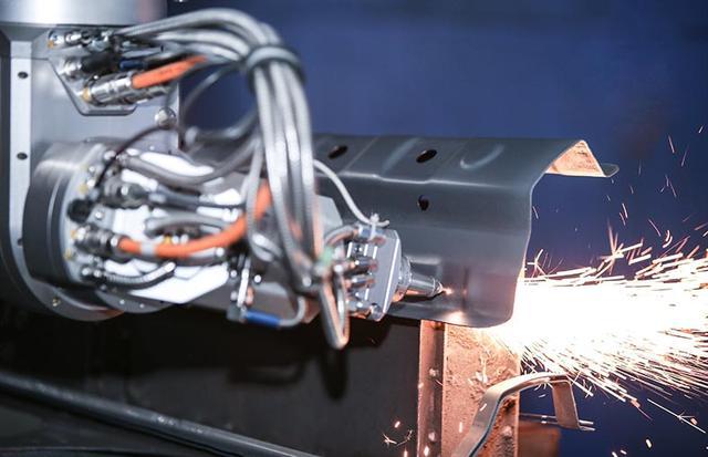 三维五轴激光切割技术及应用发展趋势