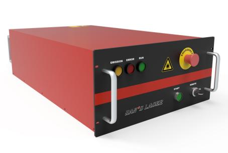 光纤激光切割机的激光器基本构成