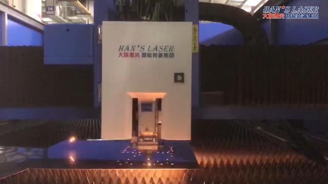 自动巡边技术对于激光切割机的重要性