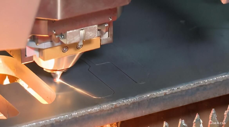 铝合金激光切割方法随着科技的发展越来越完美