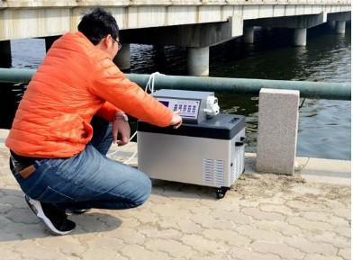 水质采样器如何推进五水共治,保障国家水安全