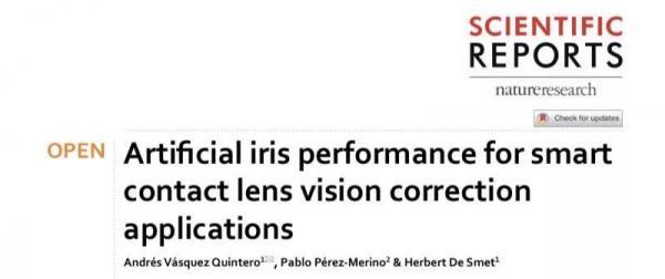 陈根:隐形眼镜的医疗效用,开发眼疾治愈更多可能
