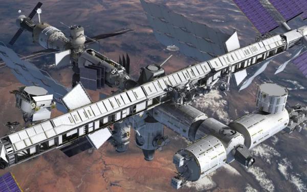部署太空之前先给国际空间站换个电